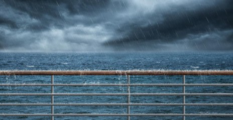 What You Need to Know About Bad Weather on a Cruise, According to an Expert