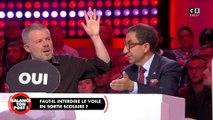 """Jean Messiha : """"Le voile ne fait pas partie de l'identité française et il n'en fera jamais partie"""""""