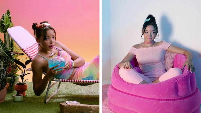 Me + My Selves: Tinashe on Tinashe on Tinashe