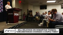 Why Demaryius Thomas' Comments On Patriots Are Bogus