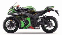 2020 Kawasaki Ninja ZX-10R And ZX-6R First Look Preview