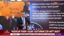 """Sema Maraşlı, Akit TV'ye baskını böyle yorumladı: """"Bu kadınları 6284 ile şımarttınız"""