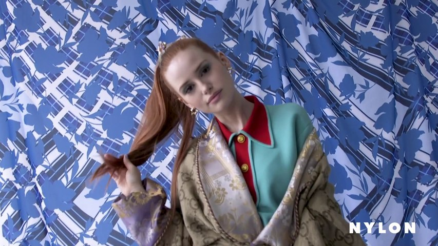 Behind the Scenes with Madelaine Petsch