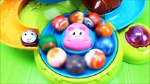 Peppa Pig Wooden Toy Balls With Preschool Learn Numbers Learn to Count Toys For Kids And Toddlers