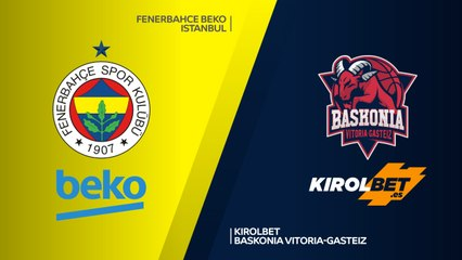 EuroLeague 2019-20 Highlights Regular Season Round 3 video: Fenerbahce 87-80 Baskonia