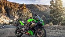 2020 Kawasaki Ninja 650 First Look