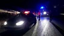 2 motosiklet çarpıştı: 2 ölü, 2 yaralı