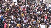 Los independentistas siguen movilizados en Cataluña
