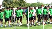 Denizlispor, Fenerbahçe maçı hazırlıklarını sürdürüyor