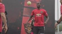 Pogba forfait contre Liverpool, ce dimanche