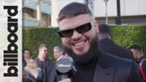 Farruko Discusses His Latin AMAs Performance with Jason Derulo | Latin AMAs 2019