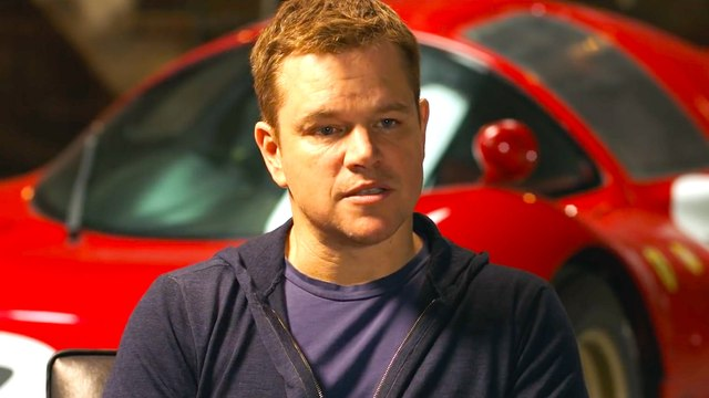 Ford v. Ferrari with Matt Damon - Behind the Scenes