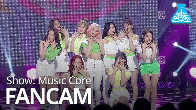 [예능연구소 직캠] fromis_9 - FUN!, 프로미스나인 - FUN! @Show! Music Core 20190615