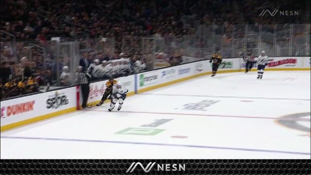 Tuukka Rask Stops Lightning's Breakaway Ahead Of Bruins' Game-Tying Goal