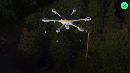 ¿Entregas con drones cada vez más cerca?