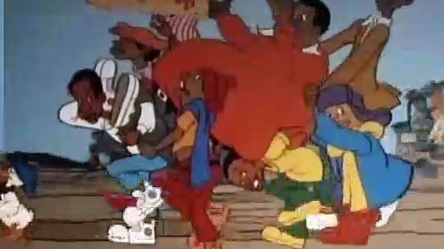 Fat Albert E021 (How the West was Lost)