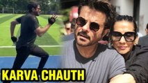 Karva Chauth | Anil Kapoor WISHES Wife Sunita Kapoor In A UNIQUE Style