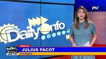 Davao del Sur, posibleng isailalim sa state of calamity