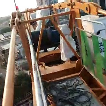 tower crane Alfa soima video