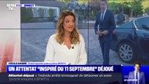 """Où en était le projet d'attentat """"inspiré du 11-septembre"""" dont parle Christophe Castaner et qui a été déjoué ?"""