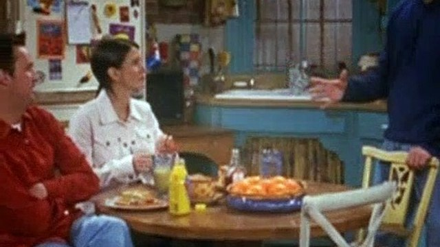 Friends S07E16 The One With The Truth About London