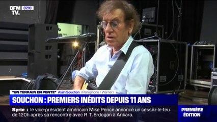 Alain Souchon sort son premier album d'inédits depuis 11 ans