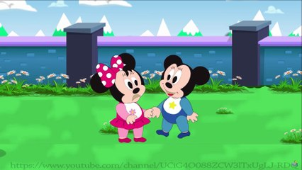 Cartoon for Kid | Kid Movies | Chip & Mickey with candy accident