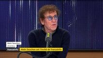 """""""Je suis sans doute né nostalgique... mais pas que !"""", s'amuse Alain Souchon"""
