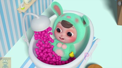 Cartoon for Kid | Kid Movies | Learn Colors for Children with Gumball Lollipops and 3D Baby