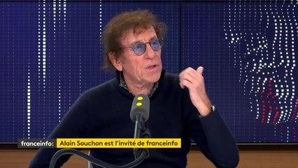 """""""Je les trouve épatants"""", s'amuse Alain Souchon, citant Françoise Sagan, à propos de la vie politique"""