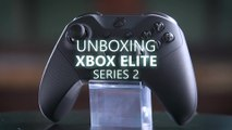 Unboxing Xbox Elite Series 2 (2019) | Official Xbox Wireless Controller