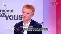 """Adrien Quatennens : """"L'UE fonctionne comme une camisole de force"""""""