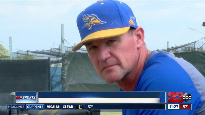 CSUB adds Mike Kinkade to the baseball coaching staff