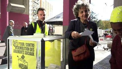 Reportage - Ils organisent leur propre Référendum dans leur quartier - Reportage - TéléGrenoble