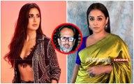 Katrina Kaif And Vidya Balan In An Aanand L Rai Film
