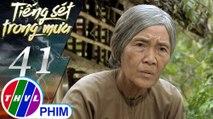 THVL | Tiếng sét trong mưa - Tập 41[3]: Bà Bảy thoáng nhìn thấy hình bóng Bình qua người giúp việc