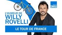 HUMOUR | Le Tour de France avec Franck Ferrand - L'humeur de Willy Rovelli