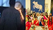 Aishwarya Rai Bachchan & Jaya Bachchan's Karwa Chauth celebrations with Shweta Nanda |FilmiBeat