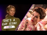 Renée Zellweger: Why Judy Garland is '100%' a gay icon