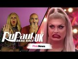 RuPaul's Drag Race UK episode one review: Entrance looks and lip syncs