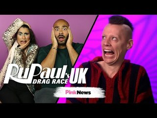 RuPaul's Drag Race UK episode two review: Scaredy Kat lip sync reaction