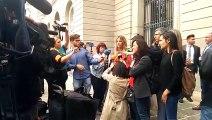 Increpan a Álvarez de Toledo (PP) en Barcelona durante la huelga