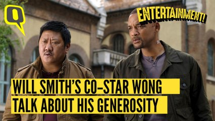 No One Went Hungry on Gemini Man Sets, Thanks to Will Smith: Wong
