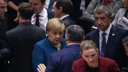 """القمّة الأوروبية تناقش اليوم الميزانية لما بعد """"بريكست"""" والحديث عن 1.1 ترليون يورو"""