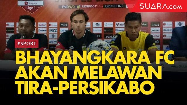 Tira-Persikabo vs Bhayangkara FC, Indra Kahfi: Ibarat Pertandingan Kakak Adik