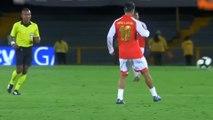 Ronaldinho régale encore lors d'un match amical