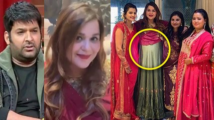Kapil Sharma's wife Ginni Chatrath celebrates Karwa Chauth with Bharti Singh | FilmiBeat