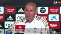 Zinedine Zidane assure que Luka Jovic va compter pour le Real Madrid