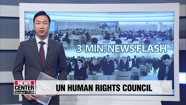 South Korea earns seat on UN Human Rights Council for 5th time