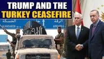 Trump lauds Turkey ceasefire: It needed some tough love | Oneindia News